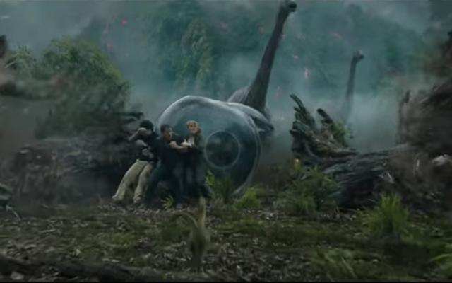 Un desglose extremadamente pequeño de todo lo tonto en el tráiler de Jurassic World 2