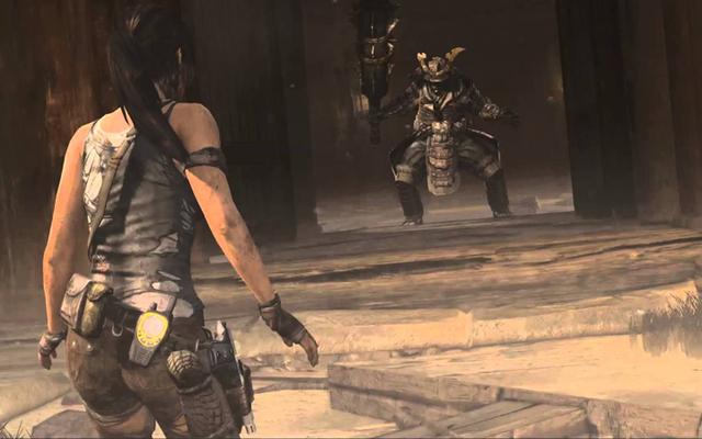 ซามูไรซอมบี้คนเลี้ยงนกและศัตรูที่แปลกประหลาดที่สุดที่ Lara Croft เคยต่อสู้มา