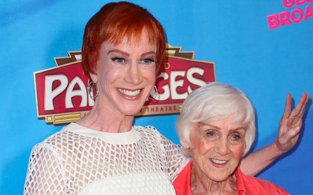 RIP Maggie Griffin, miłośniczka wina i mama Kathy Griffin