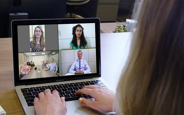 23 Porady dotyczące wykonywania połączeń Zoom, Skype i innych wideokonferencji są słabsze