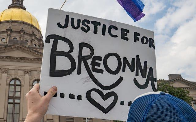 Simon ve Schuster, Breonna Taylor'ı Vuran Polislerden Birinin Kitabı Bırakmaya Karar Verdi