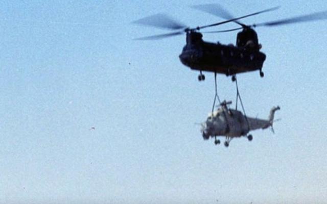 ソビエトのヘリコプターを盗む方法