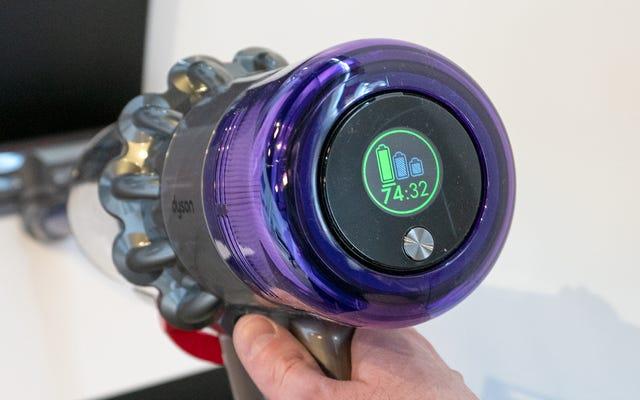 Невероятные беспроводные пылесосы Dyson V11 продаются со скидкой 100 долларов