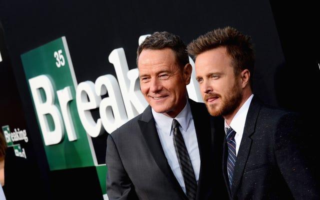 Le film Breaking Bad pourrait être diffusé sur Netflix, pas sur AMC