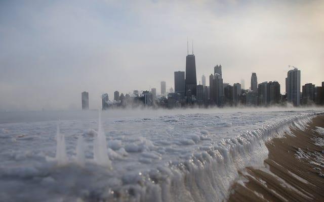 極渦は来週中西部に生命を脅かす寒さをもたらす可能性があります