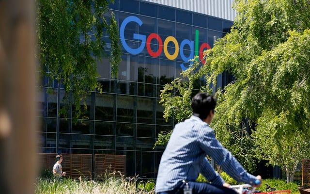 Google वर्कर्स वर्णमाला के सभी कर्मचारियों के लिए यूनियन ओपन फॉर्म