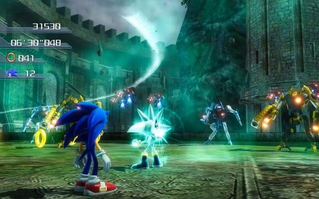 Les fans essaient de réparer le notoirement mauvais Sonic 2006 avec un remake