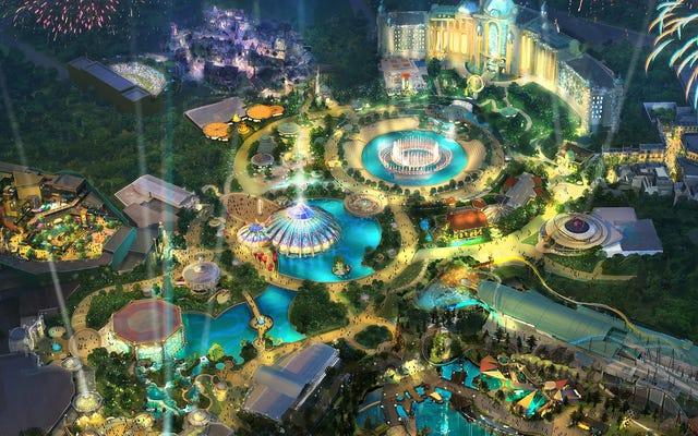 Universal Studios Orlando Baru saja Mengumumkan Taman Hiburan ke-4 'Epik' Tanpa Mengatakan Apa Isinya