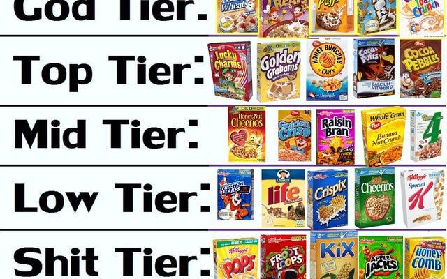 El nuevo estándar en la clasificación de cereales para el desayuno