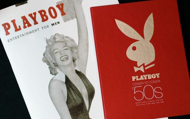 ヒュー・ヘフナーのマリリン・モンローのプレイボーイのコピーが「絶望」ヌードへの忍び寄りのオークションにかけられている