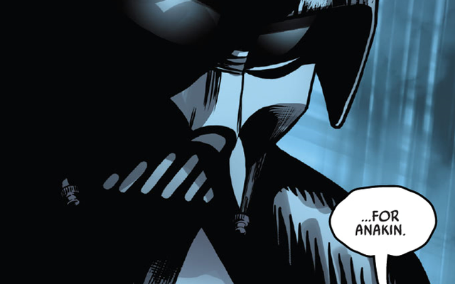 Padméเป็นภัยคุกคามจาก Phantom ที่น่าสนใจที่สุดของ Darth Vader