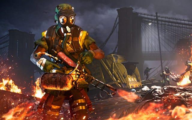 Ubisoftは、ゲームを復活させるように設計されたサプライズディビジョン2拡張「ニューヨークの武将」を明らかにします