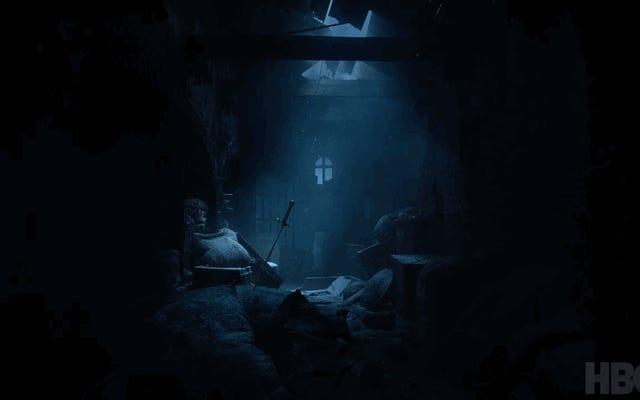ゲーム・オブ・スローンズがウィンターフェルの墓地で忘れられないティーザーを手に入れる