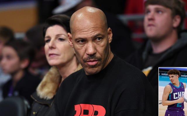 LaVar Ball Mengklaim LaMelo Tidak Senang Karena Tidak Masuk Tim Top-50 Sepanjang Masa NBA