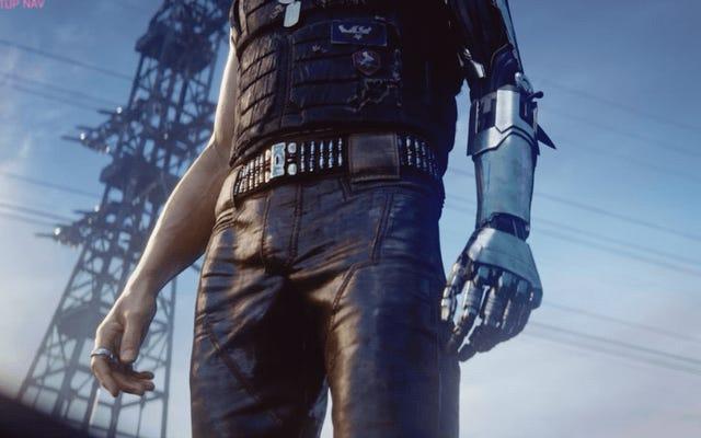 Cyberpunk 2077 sẽ có chế độ nhiều người chơi, không giống như Witcher