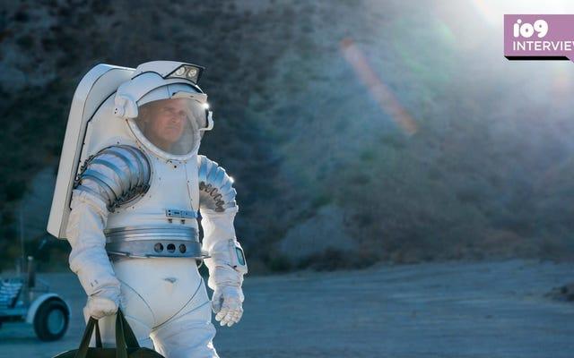 Comment la force spatiale de Netflix agit comme un univers parallèle au nôtre