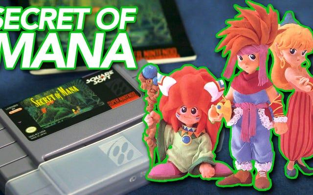マナの秘密:1つのゲーム、3つの非常に異なるボックス
