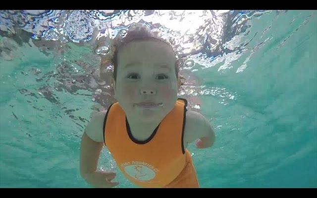 ให้เด็กว่ายน้ำเหล่านี้บรรเทาจิตวิญญาณของคุณ