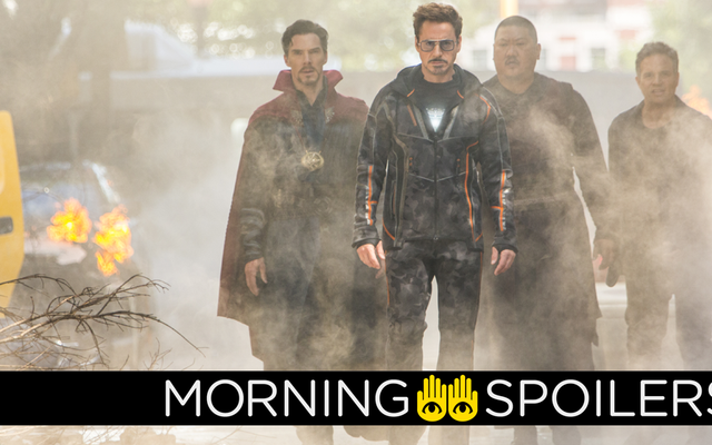 Petunjuk Rumor Casting Avengers 4 Baru di Twist Besar Film