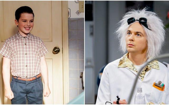 Sheldon-pocalypse cuối cùng đã đến với chúng ta