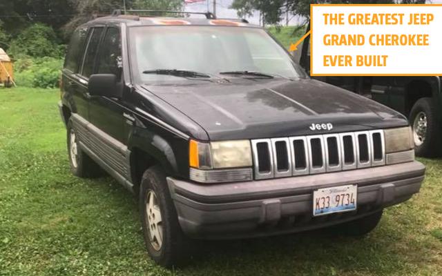 Chiếc xe Jeep Grand Cherokee đẹp nhất từng được rao bán trong nhiều tháng và chúng tôi đều là những kẻ ngu ngốc vì không mua nó