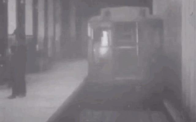 Il y a cent quinze ans, le métro de New York est devenu lui-même