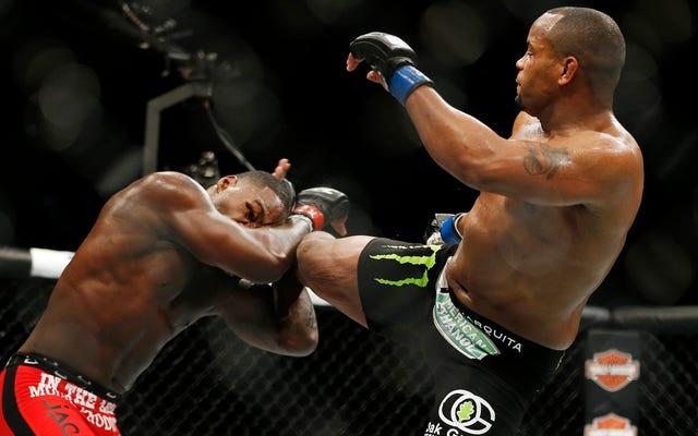 Daniel Cormier sẽ đấu với Anthony Johnson tại UFC 210