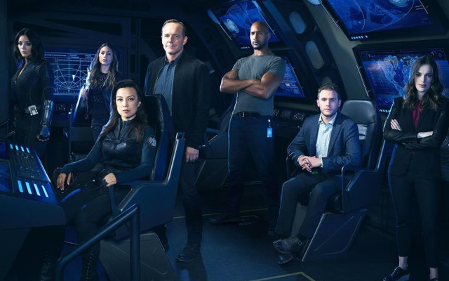 La storia spaziale della quinta stagione di Agents of SHIELD è ancora un mistero