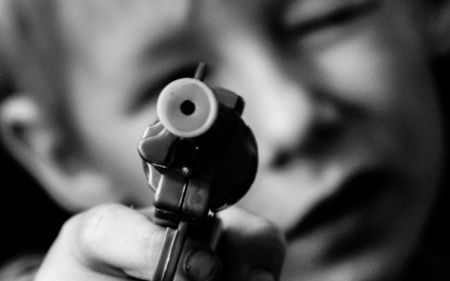 子供とふり銃について知っておくべきこと