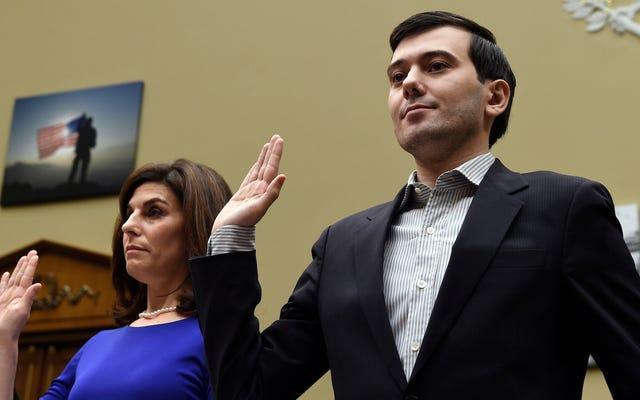 Turing Pharmaceuticals, société fondée par Martin Shkreli, accusée de représailles après une agression sexuelle