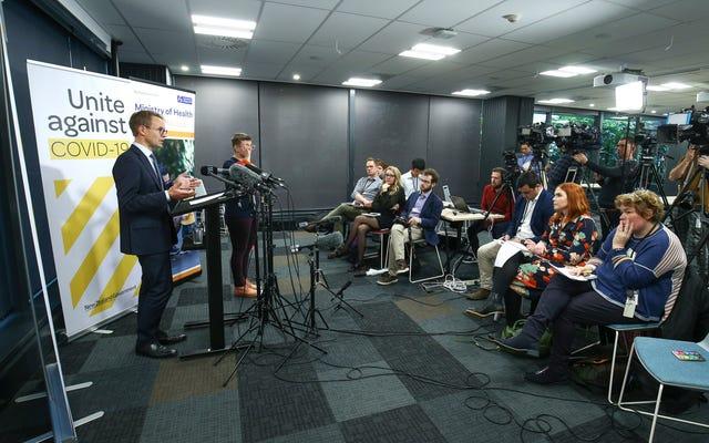 英国が2つの新しいコロナウイルス症例をCovid-Freeニュージーランドに輸出
