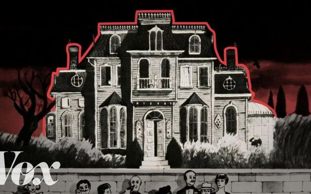 Voici comment les manoirs victoriens sont devenus la norme pour les maisons hantées