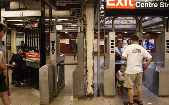 ニューヨークはすぐに障害を持つ人々にとって交通の悪夢ではなくなるかもしれません