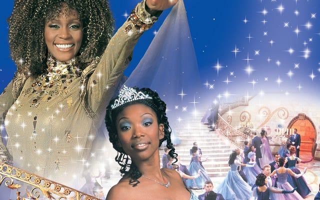 Brandy, Whitney e Cenerentola stanno finalmente arrivando su Disney +