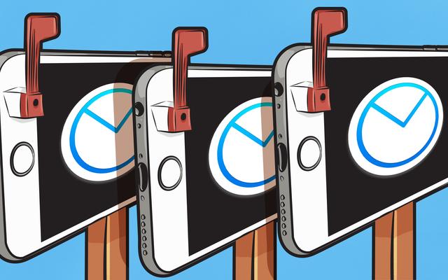 航空便をiPhone用の究極のメールアプリに変える方法