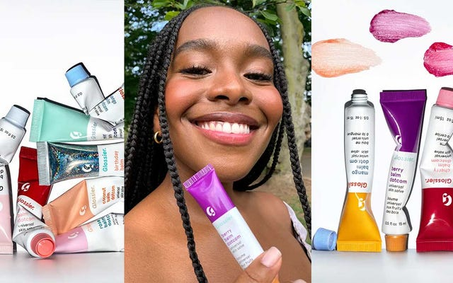 Pucker up for the Best Tinted Lip Balms, According To Reviewers