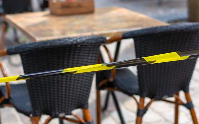 Yelpを使用してレストランのCOVID-19安全対策について調べる