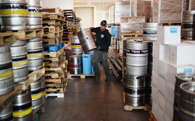 Водителей-разносчиков пива обучают обнаруживать торговлю людьми