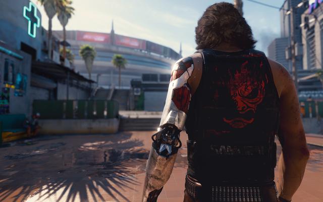 Certaines personnes jouent à Cyberpunk 2077 un jour plus tôt sur Xbox en changeant de fuseau horaire