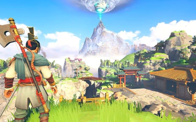 Nowe DLC Immortals wiele mnie nauczyło o mitologii chińskiej