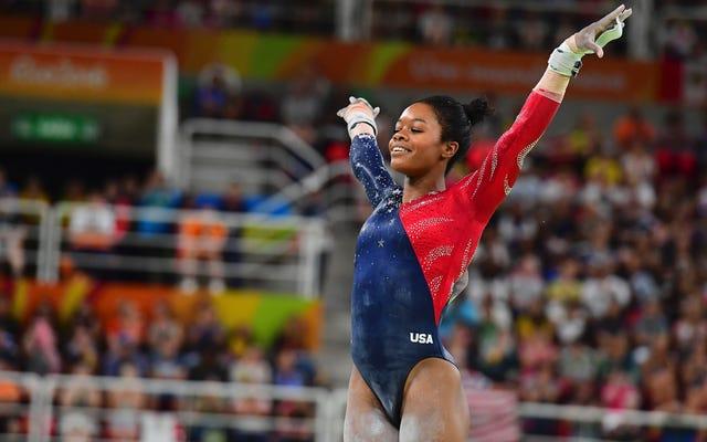 Gabby Douglas no puede avanzar a las finales completas en gimnasia debido a la regla de '2 por país'