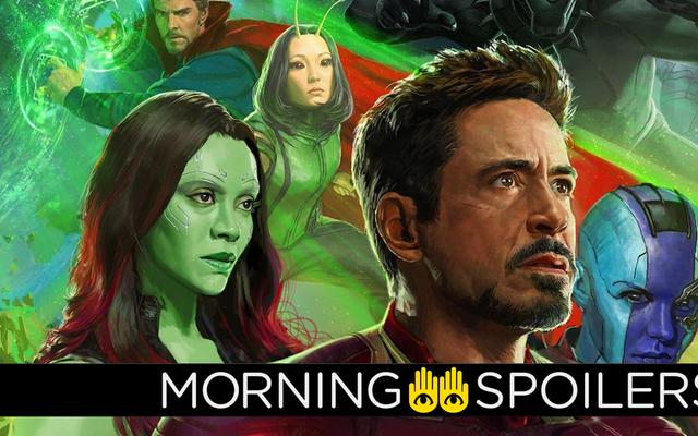 Pelo menos um personagem conhecido da Marvel não retornará para os Vingadores: Guerra do Infinito