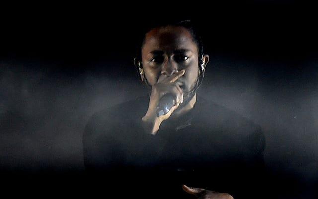 Chanson d'amour cruciale de Kendrick Lamar