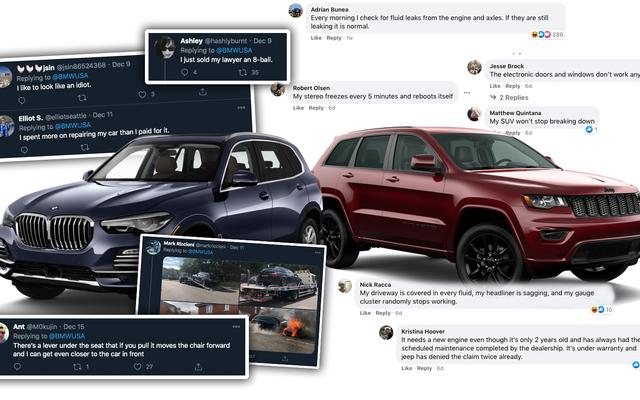 Jeep e BMW hanno cercato di essere cool su Internet e hanno fallito epicamente