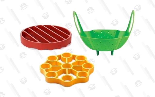 Préparez un repas avec cette offre sur un ensemble d'accessoires Instant Pot