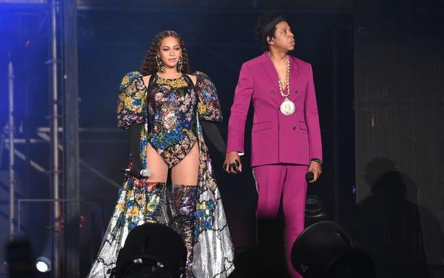Beyoncé e Jay-Z sono i protagonisti del Global Citizen Festival 2018 per onorare l'eredità di Nelson Mandela