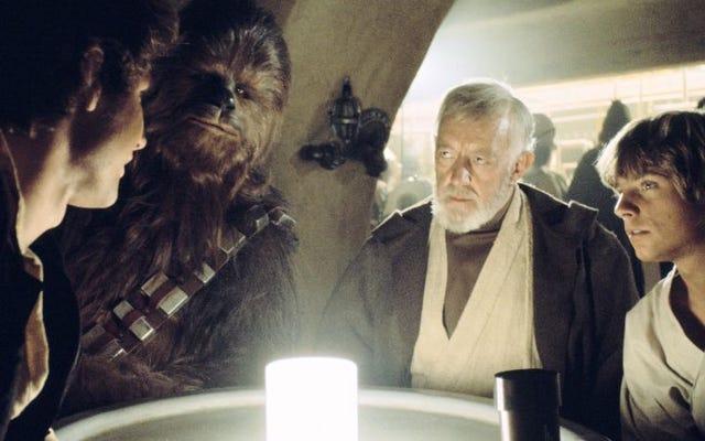คุณบอกได้ไหมว่ามีเอเลี่ยนกี่สายพันธุ์ที่ปรากฏในไตรภาคแรกของ Star Wars? มากกว่าที่คุณคิด