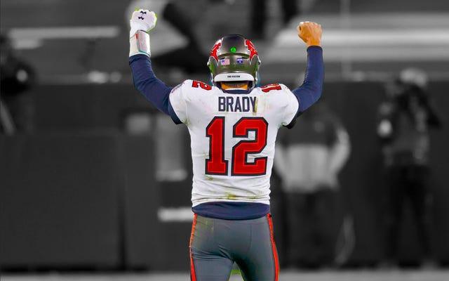 Tom Brady a été à plus de Super Bowls que toutes les franchises de la NFL sauf… les Patriots