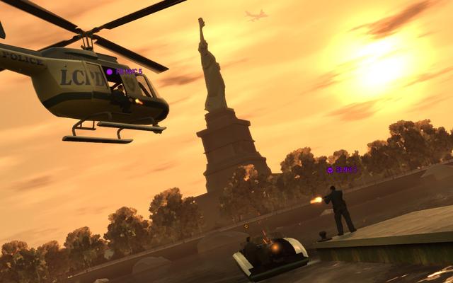 10年後、GTA IVのマルチプレイヤーはまだ楽しい(そしてアクティブ)