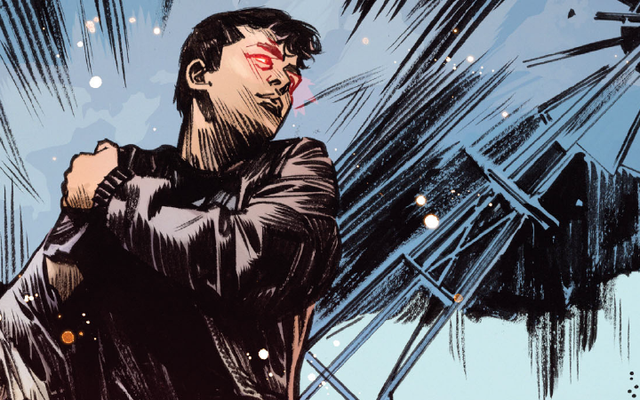 スーパーマン:アメリカのエイリアンのティーンクラークケントに対する見解はさわやかに人間です